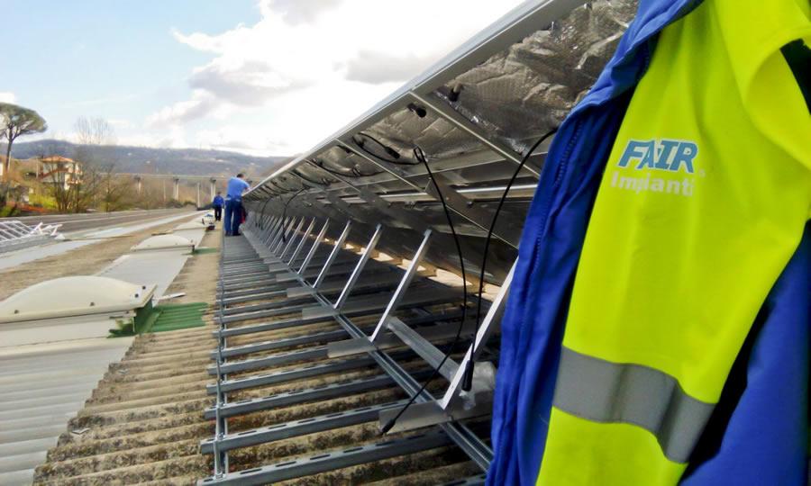 Fotovoltaico industriale e civile